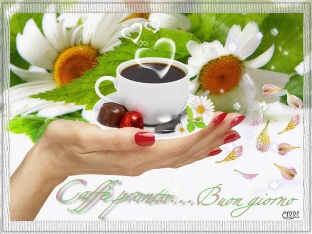 Buon giorno immagini gif saluti quotidiani buon giorno for Buongiorno o buon giorno immagini